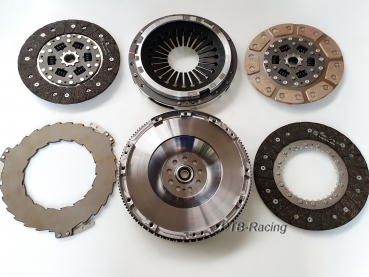 Porsche 996 Turbo 997 Turbo - Gt2 GT3 2 disc clutch kit