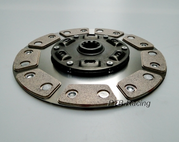 240mm clutch disc 9Pad sintered metal - torsion dampened S50 S52 M50 M52