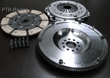 Clutch kit VW R32 2.8 V6 9pad sinter & Sachs performance