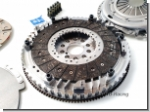 Volvo Ford 5 cylinder Turbo 2 discs clutch kit